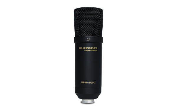 USB CONDENSER MICROPHONE FOR DAW RECORDING OR PODCASTING
