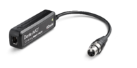 DANTE AVIO ANALOG INPUT ADAPTER 1X0 - BALANCED LINE-LEVEL SINGLE CHANNEL XLR CONNECTOR