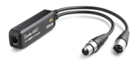 DANTE AVIO AES3 IO ADAPTER 2X2 /SUPPORTS 2X2 IN/OUT /BI-DIRECTIONAL /XLR CONNECTORS /BUILT-IN ASRC