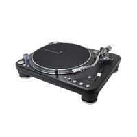 DIRECT-DRIVE PROFESSIONAL DJ TURNTABLE (USB/ANALOG); FULLY MANUAL OPERATION