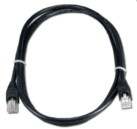 CORD ROHS 3' RJ45 MALE TO RJ45 MALE CAT5E RATED