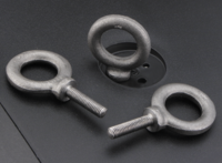FORGED M8 EYE BOLT KIT (SET OF 3)