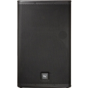 12 INCH POWERED LOUDSPEAKER, 1000 WATT, WITH 2 CHANNEL MIXER