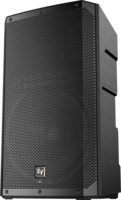 "15"" 2-WAY POWERED LOUDSPEAKER / 1200 W CLASS-D POWER AMP / 132 DB PEAK / QUICKSMART DSP - BLACK"