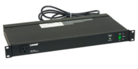 POWER PANEL-15A, 9-OUTLETS, 1U, 9FT CORD, 1-STAGE SURGE SUPP WITH 1 LED, UL LISTED, IMPORTED