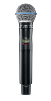 HANDHELD TRANSMITTER WITH BETA®58 MIC HEAD (914-960 MHZ)