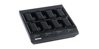 8-BAY SHURE BATTERY CHARGER (BATTERIES ONLY)