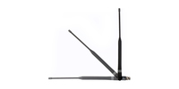 1/2 WAVE OMNIDIRECTIONAL ANTENNA FOR SHURE RECEIVERS, (518-578 MHZ)