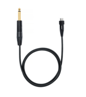 PREMIUM THREADED LOCKING TQG CONNECTOR GUITAR CABLE (FUNCTIONS WITH GLXD1, ULXD1, AXT100)