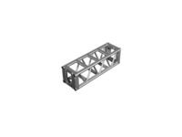 LIGHT DUTY BOLTED TRUSS - 30.5X30.5CM (12X12INCH)  -  10FT STRAIGHT SEGMENT