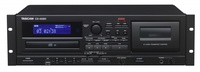 CD PLAYER/CASSETTE RECORDER WITH USB DUBBING
