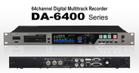 COMPACT 64-CHANNEL DIGITAL MULTITRACK RECORDER/PLAYER FOR LIVE AND BROADCAST APPLICTIONS