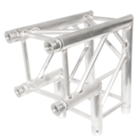 290MM (12IN) TRUSS, 2-WAY, 90 CORNER (INCLUDES 1 SET OF CONNECTORS)