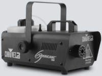 LIGHTWEIGHT AND COMPACT FOG MACHINE COMBINING DENSE FOG OUTPUT AND PORTABILITY