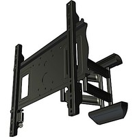 HOSPITALITY ARTICULATING WALL MOUNT WITH INTEGRATED SECURITY