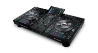 2-DECK SMART DJ CONSOLE WITH 7-INCH TOUCHSCREEN