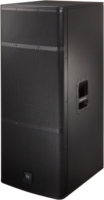 "DUAL 15"" TWO-WAY PASSIVE LOUDSPEAKER - POWER HANDLING: 600 W CONTINUOUS, 2400 W PEAK"