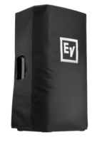 BLACK PADDED COVER WITH EV LOGO FOR ELX200-12 & ELX200-12P