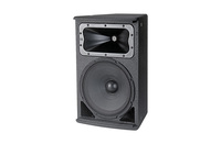 "COMPACT 2-WAY LOUDSPEAKER WITH 1 X 12"" LF.  90° X 50° COVERAGE, BI-AMP/PASSIVE SWITCHABLE."