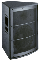 "12A 75° X 75° SPEAKER. SINGLE - 12"" LF DRIVER, SINGLE - 1"" EXIT HF DRIVER. ACOUSTIC WAVEGUIDE"