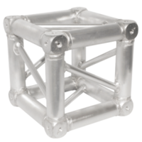 290MM (12IN) TRUSS, 6-WAY CORNER BLOCK(INCLUDES 2 SETS OF CONNECTORS)