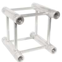 290MM (12IN) TRUSS, 0.25M (9.8IN) OVERALL LENGTH  (INCLUDES 1 SET OF CONNECTORS)